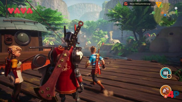 Screenshot - Oceanhorn 2: Knights of the Lost Realm (Switch) 92628193