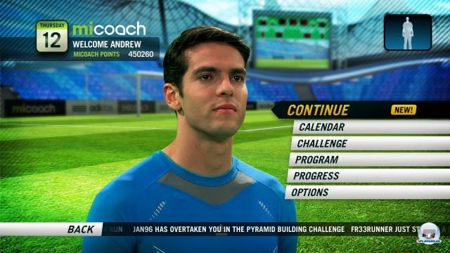 Screenshot - miCoach (PlayStation3) 2252517