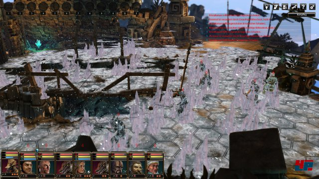 Screenshot - Blackguards 2 (PC) 92497974