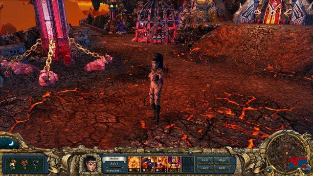 Screenshot - King's Bounty: Dark Side (PC) 92487687