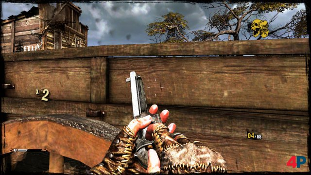 Screenshot - Call of Juarez: Gunslinger (Switch) 92602852