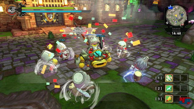 Screenshot - Happy Wars (PC) 92481209