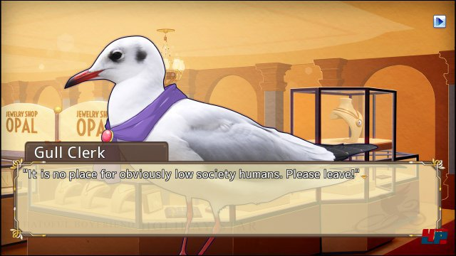 Screenshot - Hatoful Boyfriend: Holiday Star (PC)