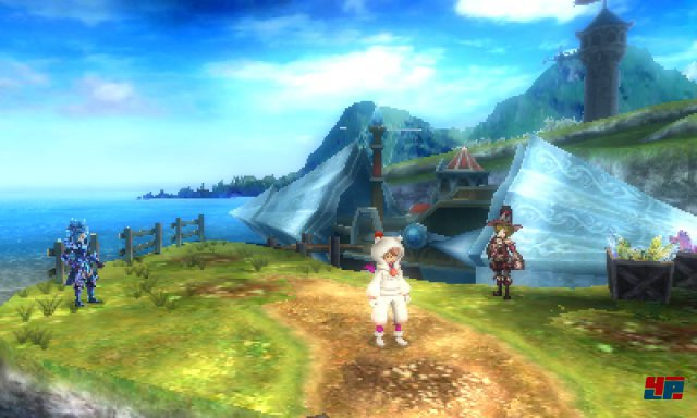 Screenshot - Final Fantasy Explorers (3DS)