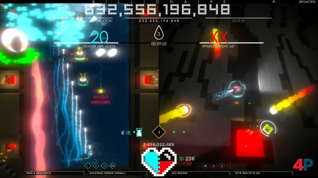 Screenshot - A Duel Hand Disaster: Trackher (Switch) 92595035