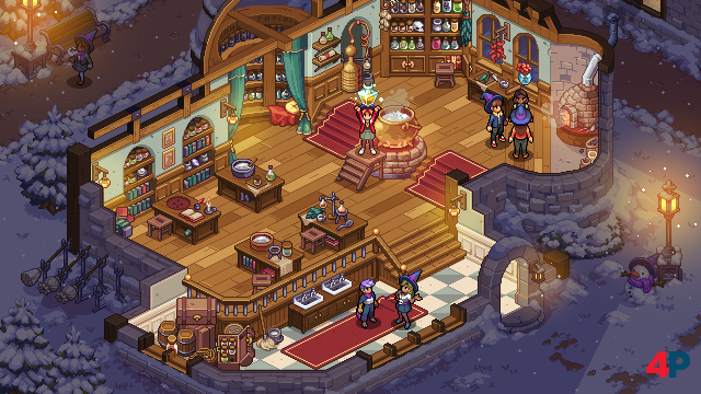 Screenshot - Witchbrook (PC) 92610013