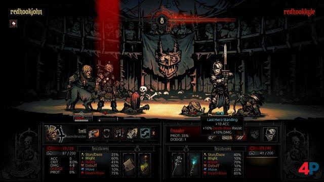 Screenshot - Darkest Dungeon (Linux) 92610006