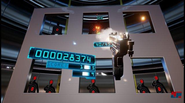 Screenshot - Lethal VR (HTCVive)