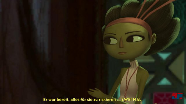Screenshot - Broken Age (Android)