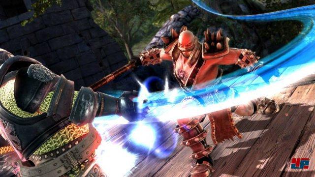 Screenshot - Soul Calibur: Lost Swords (PlayStation3) 92481699