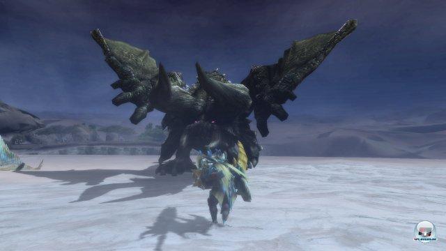 Screenshot - Monster Hunter 3 Ultimate (Wii_U) 92440047