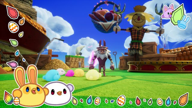 Screenshot - Balan Wonderworld (PlayStation5)