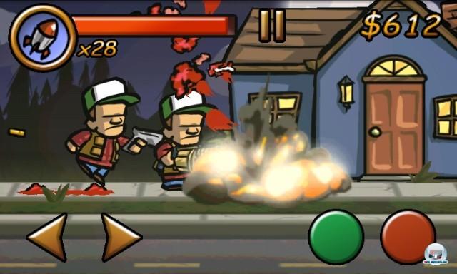 Screenshot - Zombieville USA (Android) 2243262