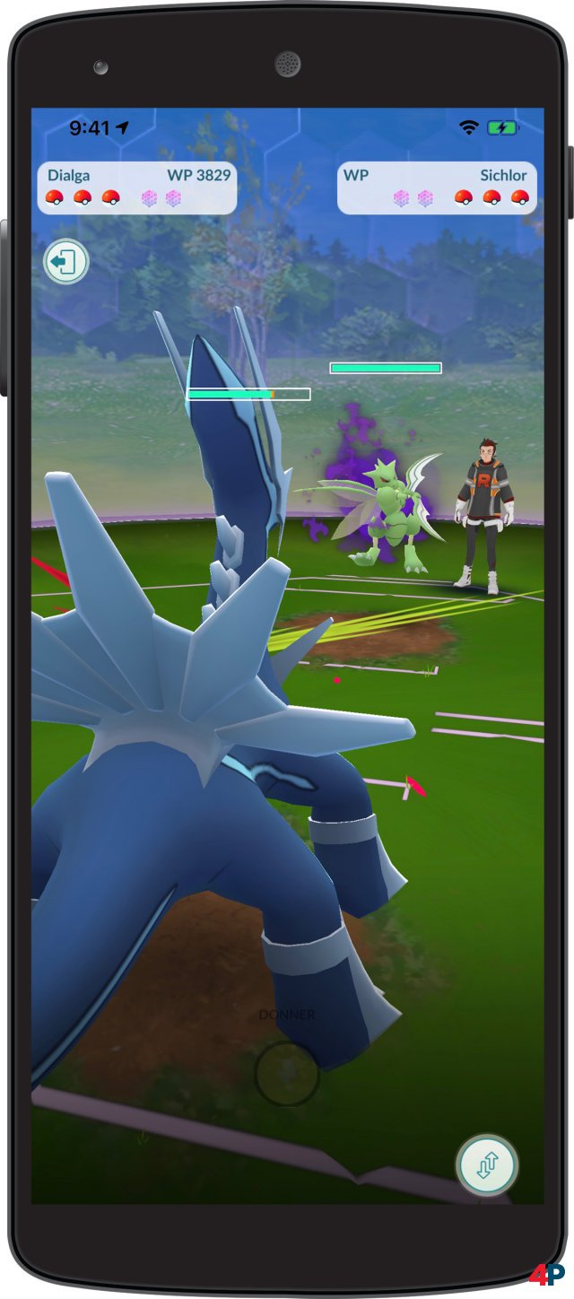 Screenshot - Pokémon GO (Android)