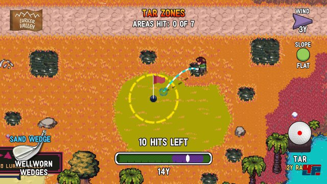 Screenshot - Golf Story (Switch)