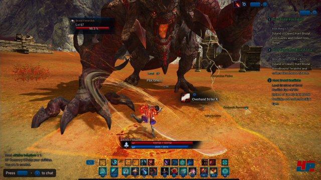 Screenshot - TERA (PS4) 92564170
