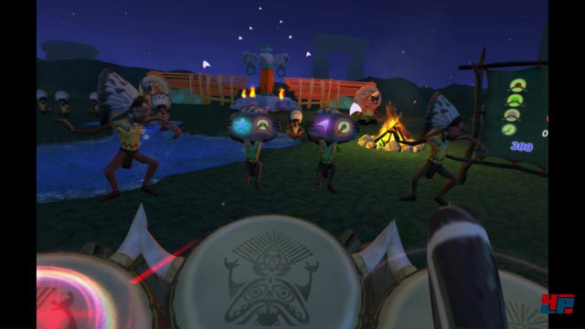 Screenshot - Happy Drummer VR (PlayStationVR) 92563067