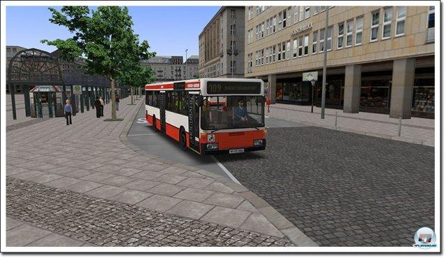 Screenshot - OMSI Hamburg -Tag & Nacht (PC) 92465034