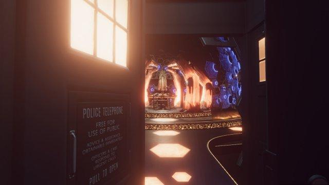 Screenshot - Doctor Who: The Edge of Reality (PC)
