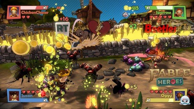 Screenshot - Fable Heroes (360) 2327522