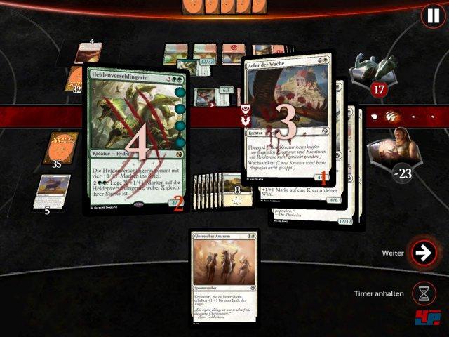 Screenshot - Magic Duels: Ursprünge (iPad) 92500814