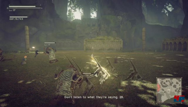 Screenshot - NieR: Automata (PS4) 92541695