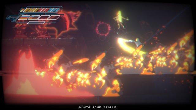 Screenshot - Narita Boy (PS4) 92639003
