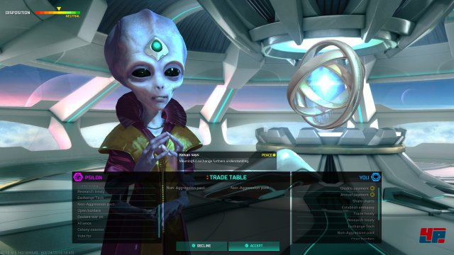 Screenshot - Master of Orion (PC) 92520981