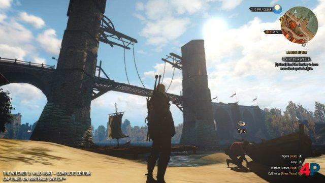 Screenshot - The Witcher 3: Wild Hunt (Switch) 92594574