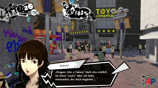 Screenshot - Persona 5 Strikers (PS4) 92634831