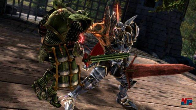 Screenshot - Soul Calibur: Lost Swords (PlayStation3) 92481715