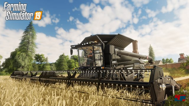 Screenshot - Landwirtschafts-Simulator 19 (PC)
