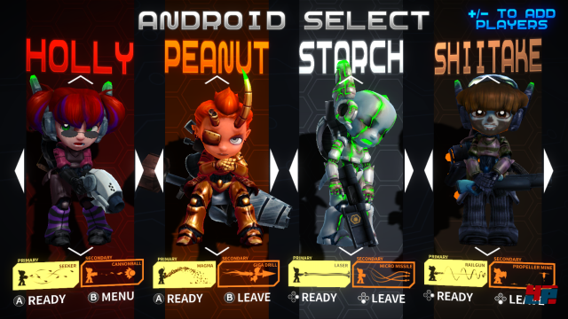 Screenshot - Assault Android Cactus (Switch) 92582860
