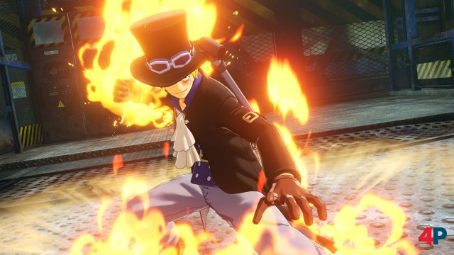 Screenshot - One Piece: World Seeker (PC)