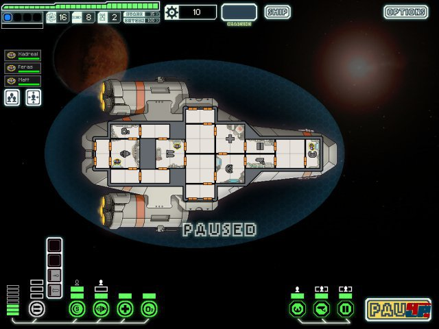 Screenshot - FTL: Faster Than Light (iPad) 92479789