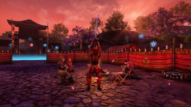 Screenshot - Hanako: Honor & Blade (PC) 92640268