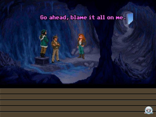 Screenshot - Indiana Jones and the Fate of Atlantis (PC) 2283517