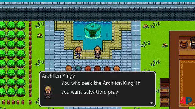 Screenshot - Archlion Saga (Switch)