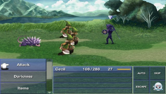 Screenshot - Final Fantasy IV (iPhone) 92435972