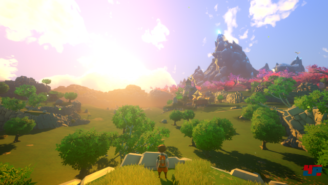 Screenshot - Yonder: The Cloud Catcher Chronicles  (PC)