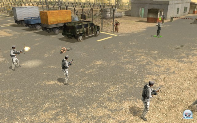 Screenshot - Jagged Alliance: Back in Action (PC) 2238264