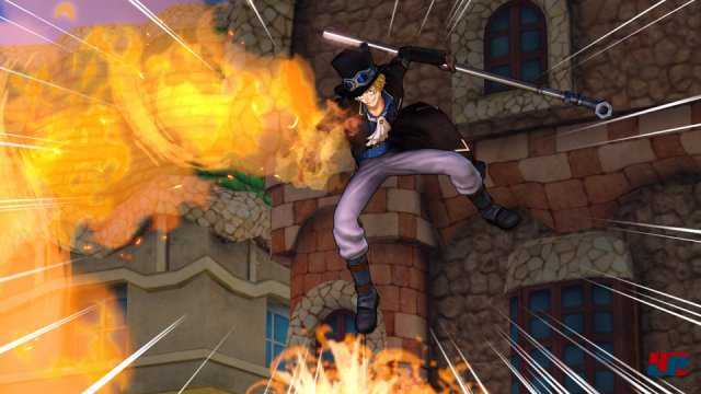 Screenshot - One Piece: Pirate Warriors 3 (PlayStation3) 92496572