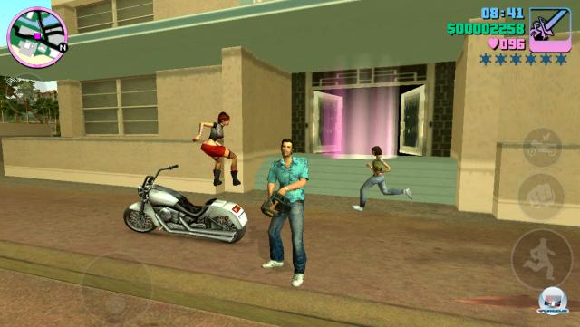 Screenshot - Grand Theft Auto: Vice City (iPhone) 92430652