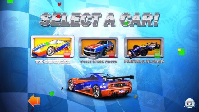 Screenshot - The 90's Arcade Racer (PC) 92440792
