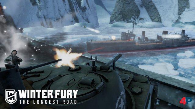 Screenshot - Winter Fury: The Longest Road (HTCVive)