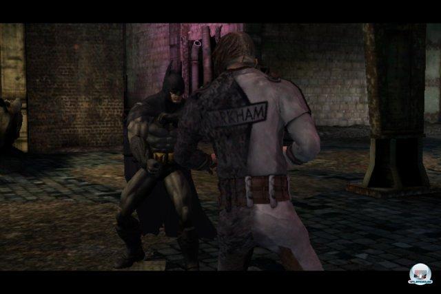 Screenshot - Batman: Arkham City Lockdown (iPhone) 2298327