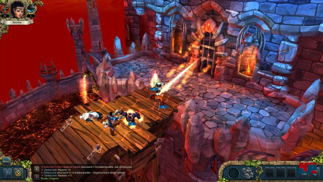 Screenshot - King's Bounty: Dark Side (PC) 92487688
