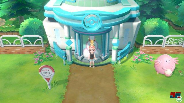 Screenshot - Pokémon: Let's Go, Pikachu! & Let's Go, Evoli! (Switch) 92573877