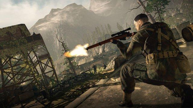 Screenshot - Sniper Elite 4 (Switch) 92629331