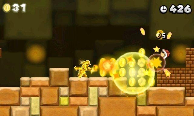 Screenshot - New Super Mario Bros. 2 (3DS) 2361117